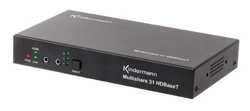 Kindermann Multishare 31 - HDBT Transmitter